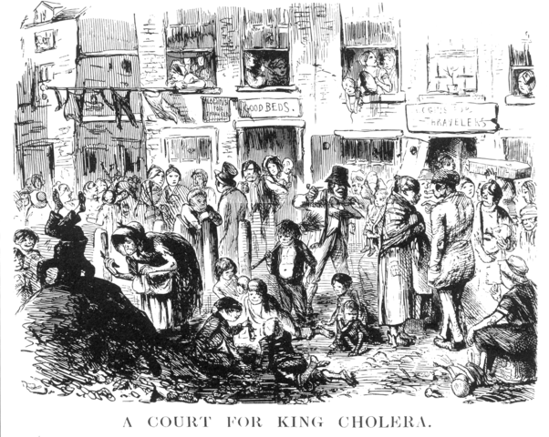 Punch-A_Court_for_King_Cholera
